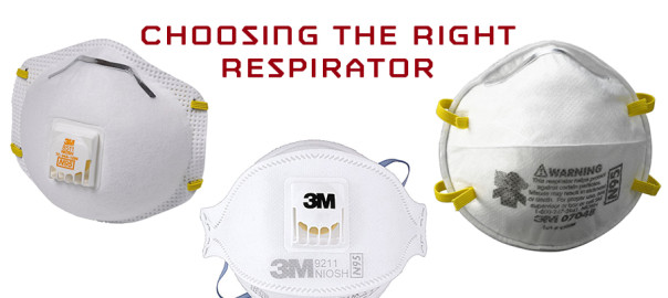 choosing the right respirator